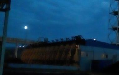 Секретное здание в Сибири