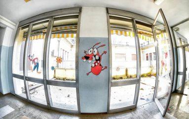 Заброшенная детская психоневрологическая больница