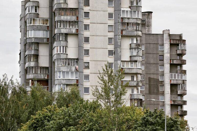 Великолепный бетонный Вильнюс