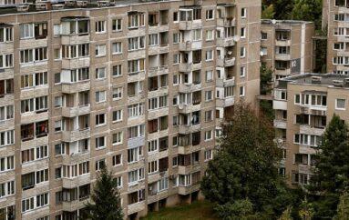 В двух районах Вильнюса — Фабийонишкес и Юстинишкес — снимали несколько сцен для недавно вышедшего сериала Чернобыль