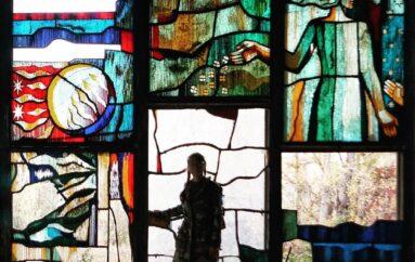 Монументальное искусство в Припяти ☢️🎨🖼️