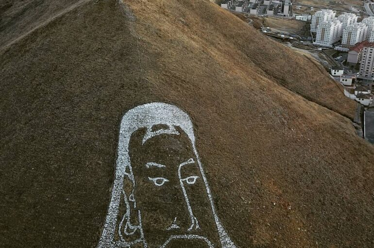 Привет из столицы Монголии
