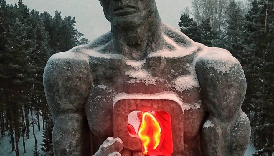 Монумент «Память шахтёрам» в Кемерово — известная работа Эрнста Неизвестного, ставшая одним из символов Кузбасса