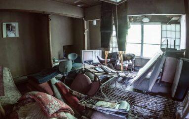 Заброшенный отель в Японии 🏨🏚️🇯🇵
