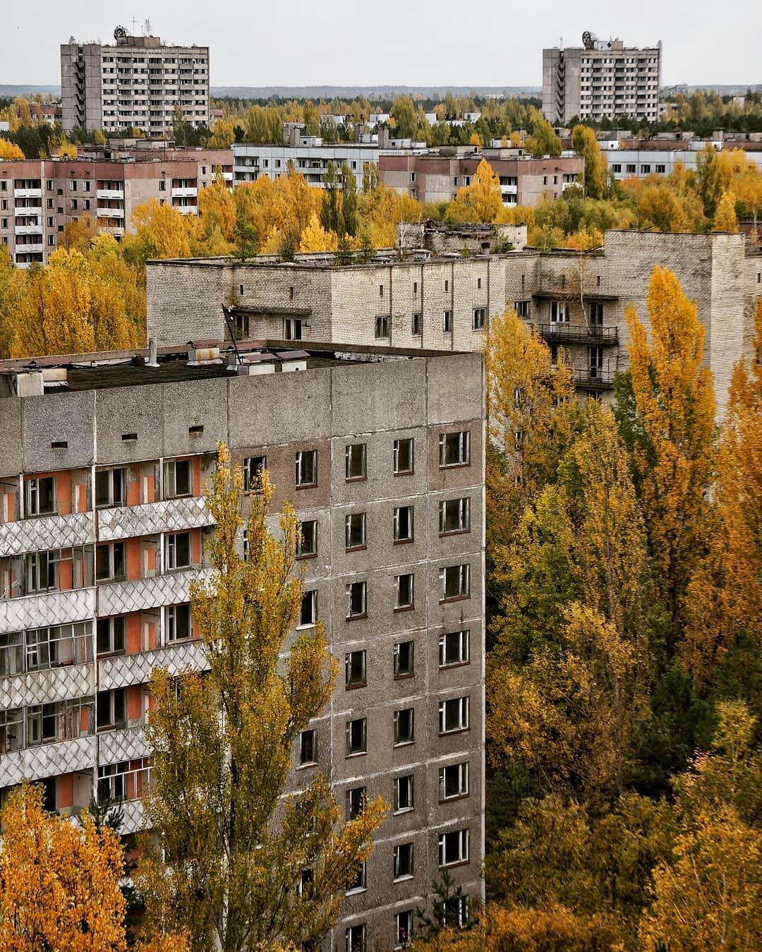 картинки города припять в наше время